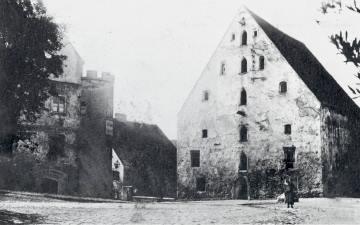 Herzogskasten um 1910