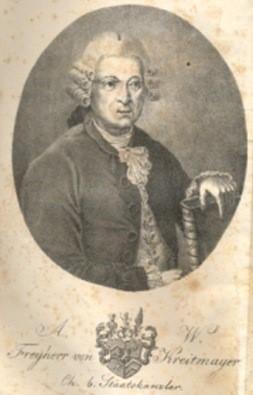 Xaverius Wiguläus Aloyisus Freiherr v. Kreittmayr (1705 - 1790)