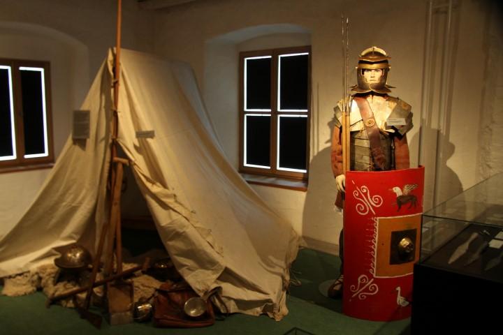 Römische Spuren – Spätrömischer Legionär