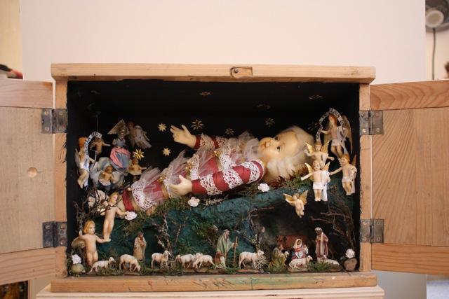 Nobert Werber: Großes Fatschenkindl, 2008