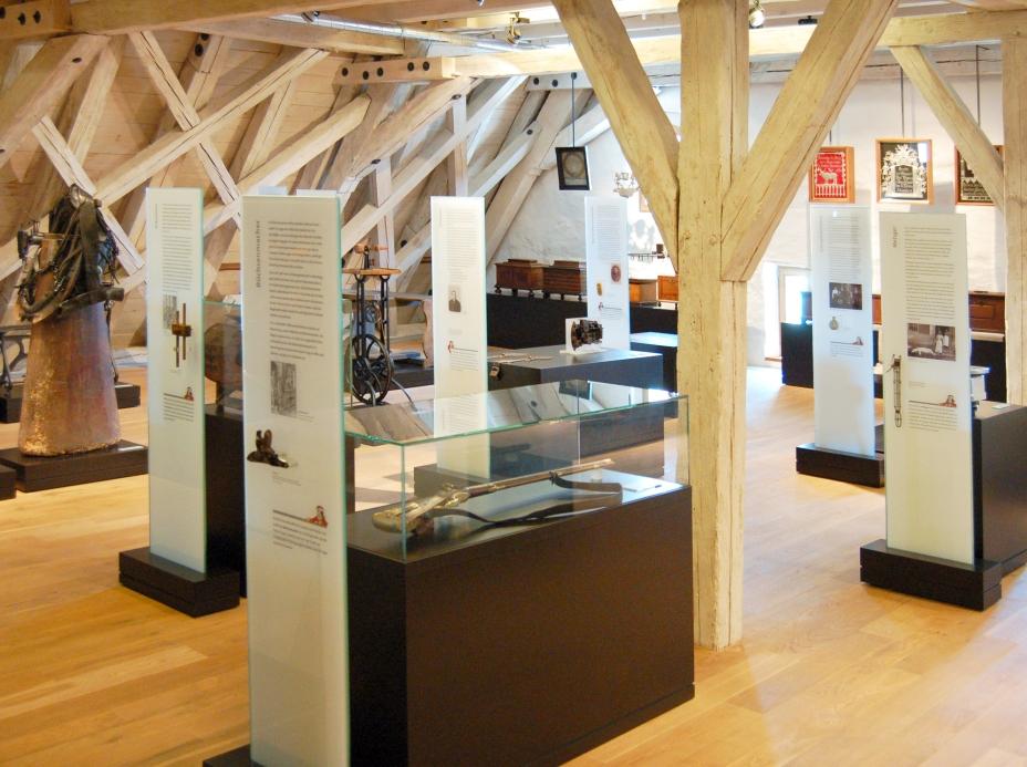 Das Stadtmusem Abensberg zeigt handwerkliche Vielfalt