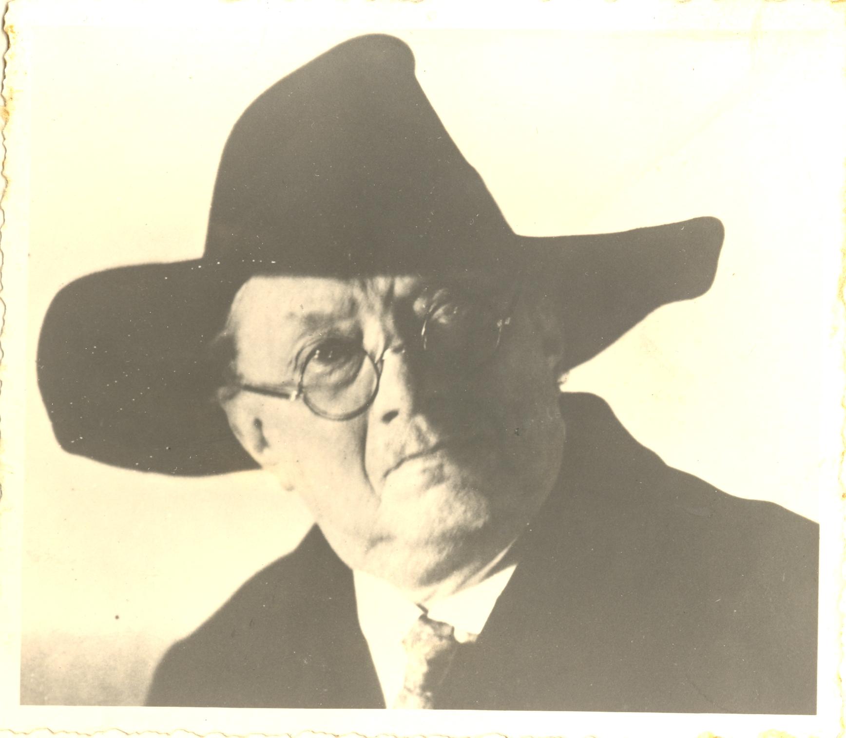 Sebastian Osterrieder, 1931