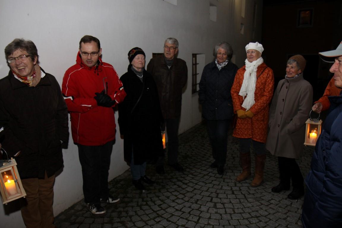Museumsleiter Tobias Hammerl erzählt über die Hallertau