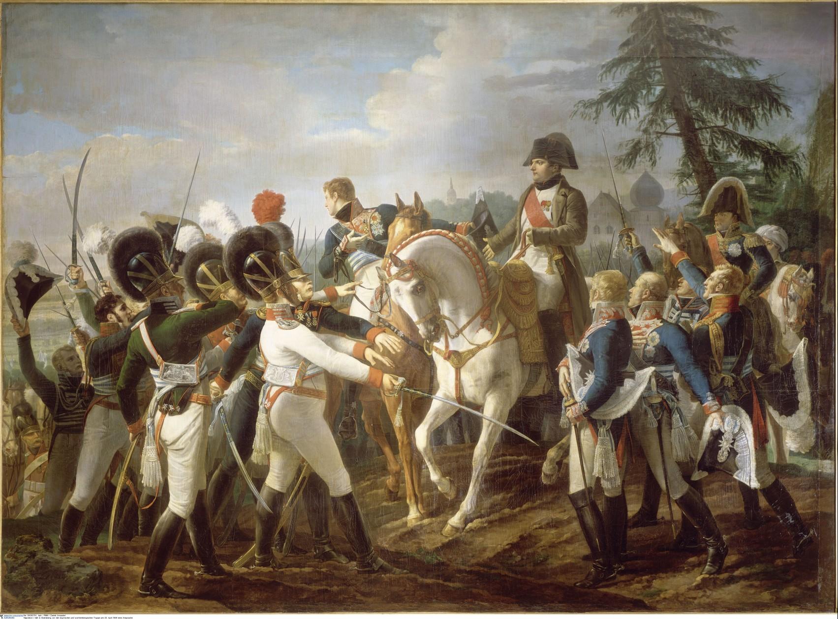 """Fahrt zur Landesausstellung """"Napoleon und Bayern"""" nach Ingolstadt"""