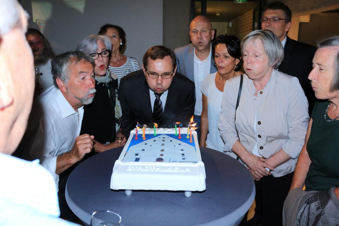 Happy Birthday, Stadtmuseum!
