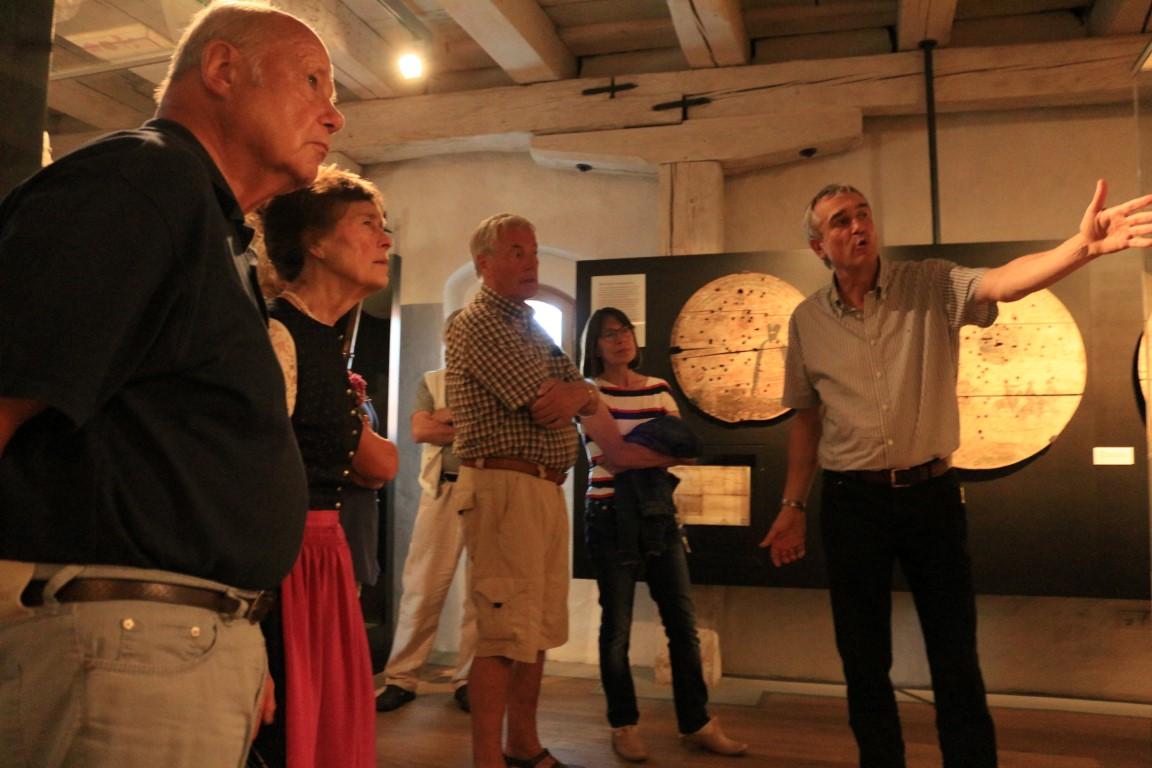 Führung durch den Herzogskasten mit Stadtarchivar Franz Piendl