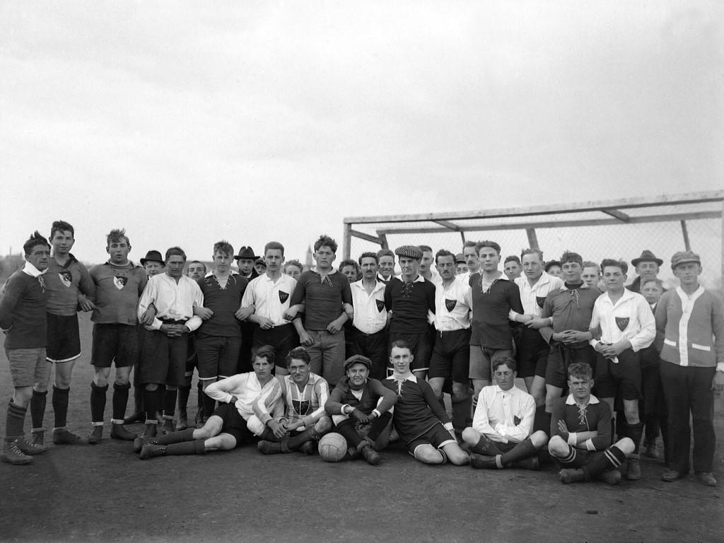 Wie´s früher war…König Fußball