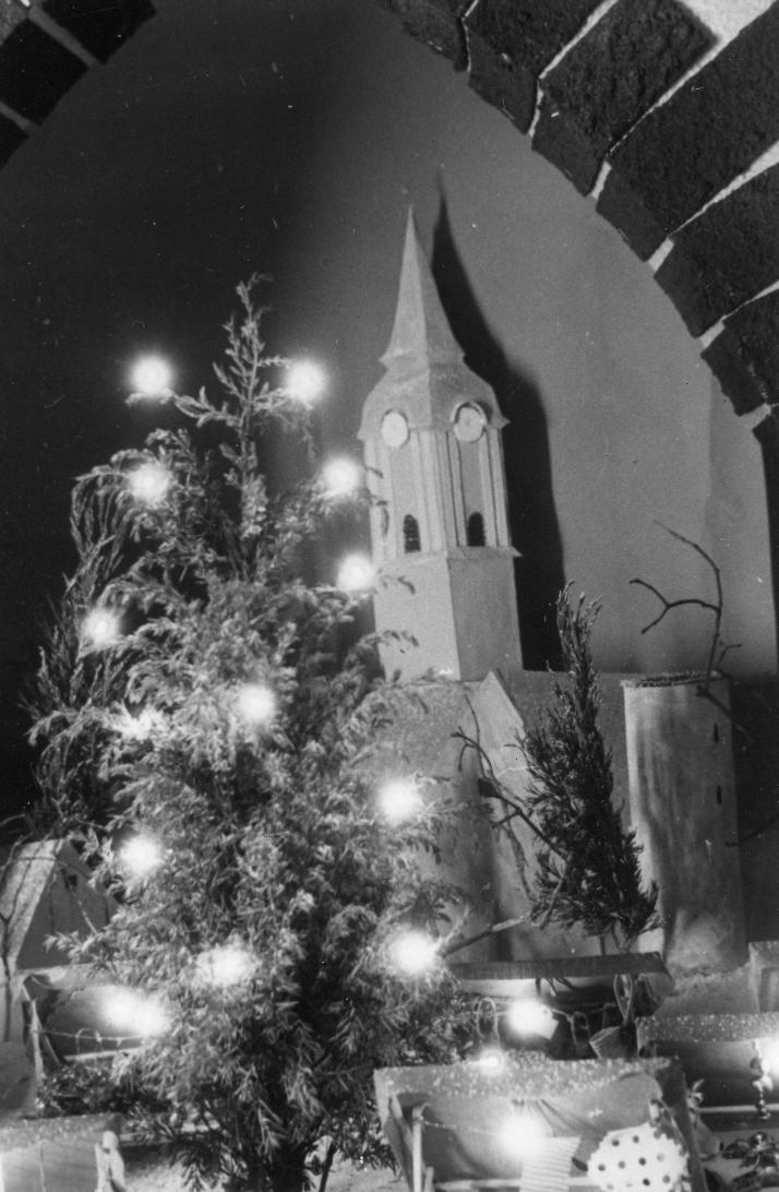 Schaufenster Josef Holzapfel, 1951