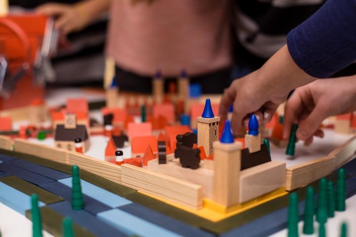 Der Abensberger Stadtbaukasten – ein moderiertes Planspiel