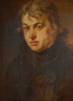 Johann Georg Edlinger: Joseph v. Hazzi