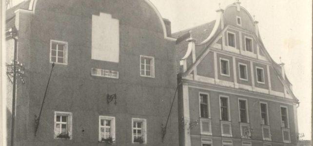 Wie´s früher war… Das alte Rathaus