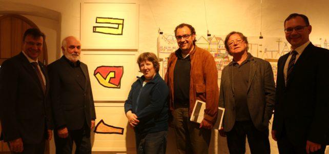 Der Blick für das Wesentliche – Der Kunst.Preis 2018 zu Gast in Abensberg