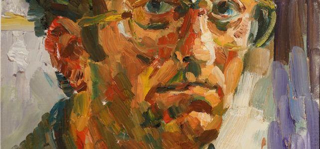 Gerhard Huber – Fenster zur Seele