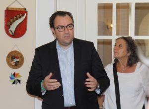 Dr. Bernhard Resch, Gesamtleiter des Cabrini-Zentrums