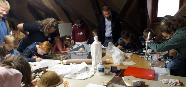Maus-Tür-Öffner-Tag im Stadtmuseum Abensberg – ein voller Erfolg