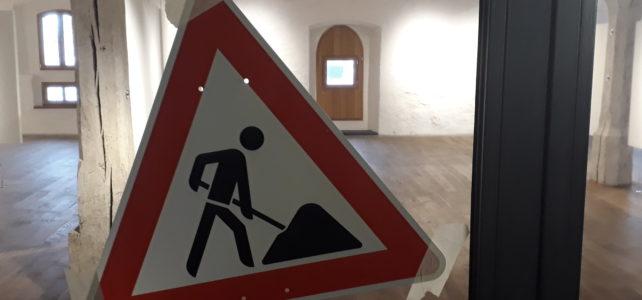 """""""Mobile Kinderwelten"""" lösen Gerhard Huber im Sonderausstellungsraum ab"""