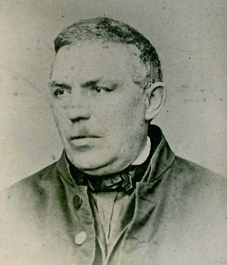 Porträt von Pfarrer Georg Ott
