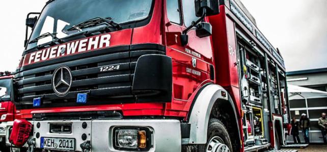 Hurra, die Feuerwehr! 150 Jahre Freiwillige Feuerwehr Abensberg