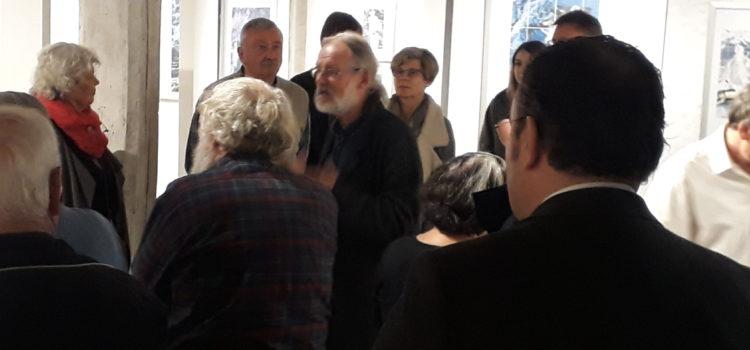 Künstlerführung mit Dietmar Bongard
