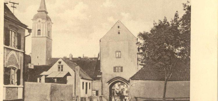 Theatrum Urbis und das Stadtmuseum Abensberg präsentieren:  Zwischen Weltkriegen und Wirtschaftskrisen