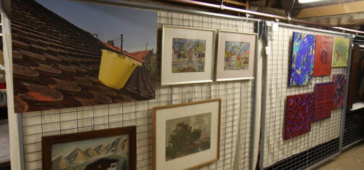 Kunst für alle – Eröffnung der Artothek Abensberg
